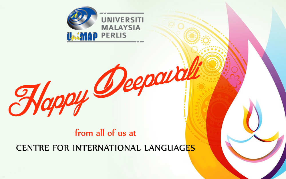 Happy Deepavali from CIL