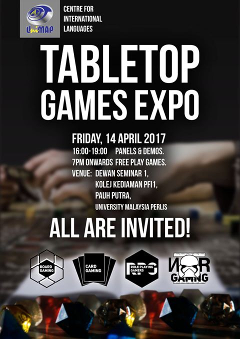 Tabletop Games Expo