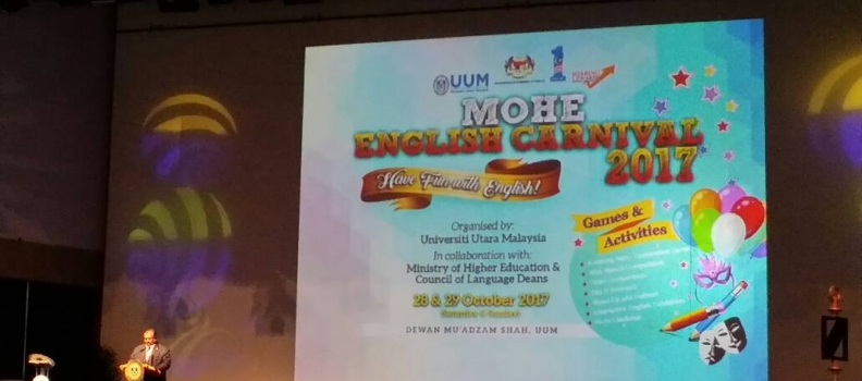 1st MOHE English Language Carnival