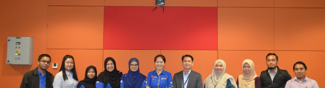 Academic Visit from Foreign Language Dept., Jabatan Bahasa, UTHM