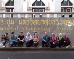 Sawatdi Thailand: Thai Immersion Programme
